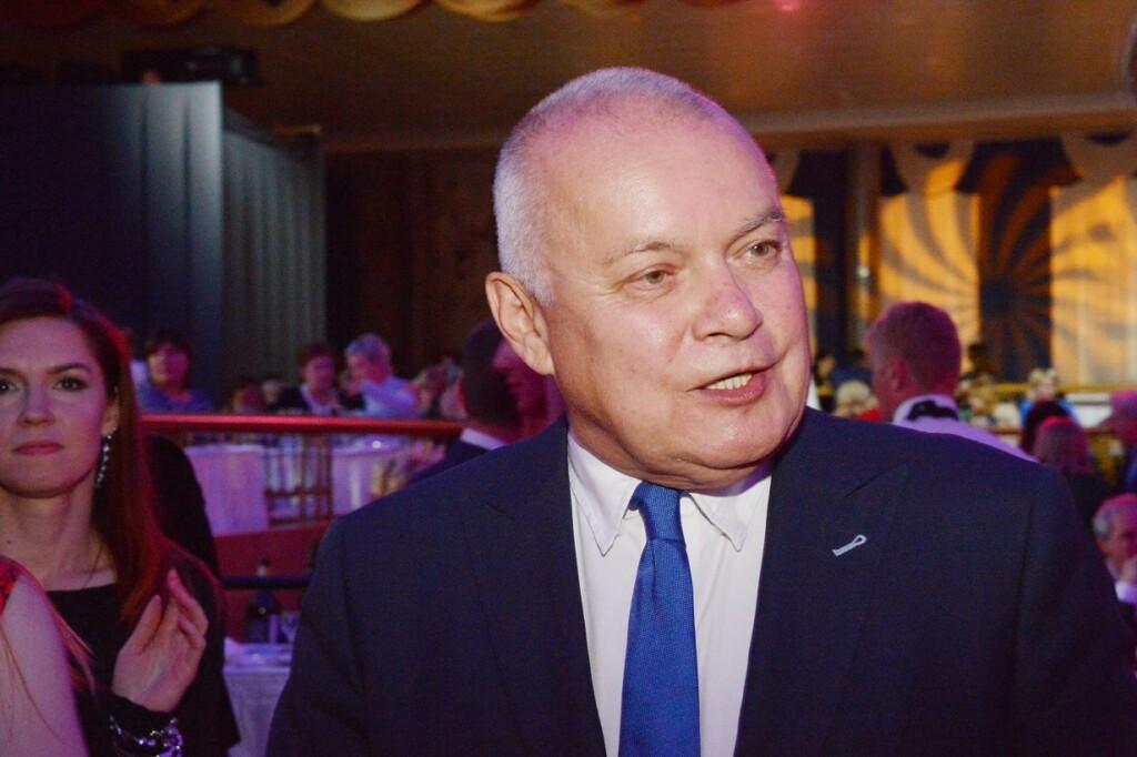 Дмитрий Киселев не выйдет в эфир в программе «Вести недели» из-за ковида