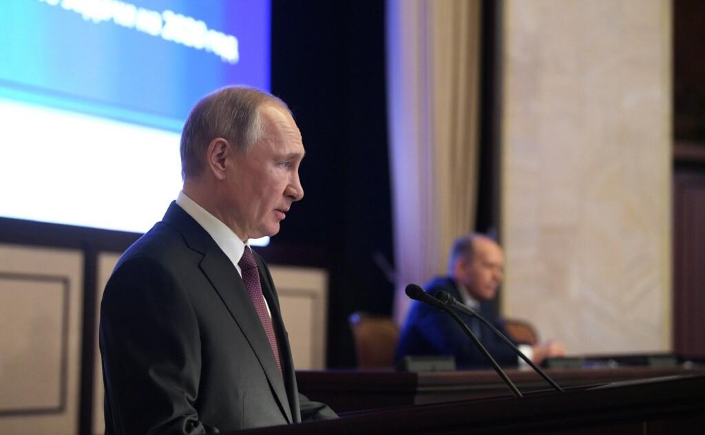 Владимир Путин назначил нового начальника управления ФСБ по Волгоградской области