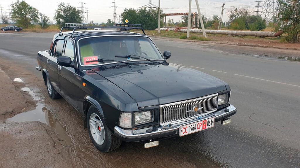 Гражданин СССР из Саратова задержан в Волжском на автомобиле с несуществующими номерами и выдуманными документами