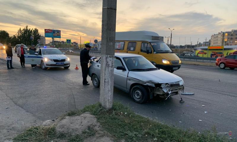 Виновнику массовой аварии в Волгограде, в которой погибла пенсионерка, грозит 5 лет