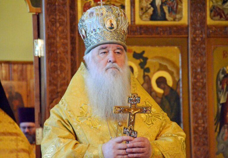 Владыку Германа разбил  гипертонический криз перед освящением храма в Волгограде
