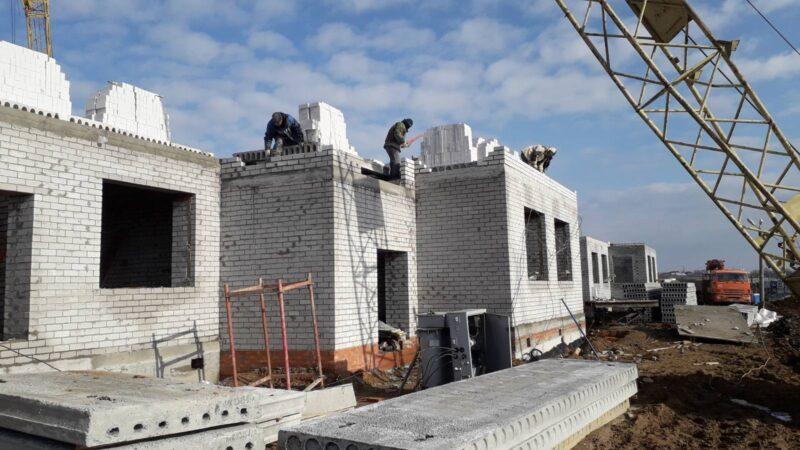 В Волгограде колонию оштрафовали на 16,7 млн рублей за скандальное строительство детского сада в Волжском