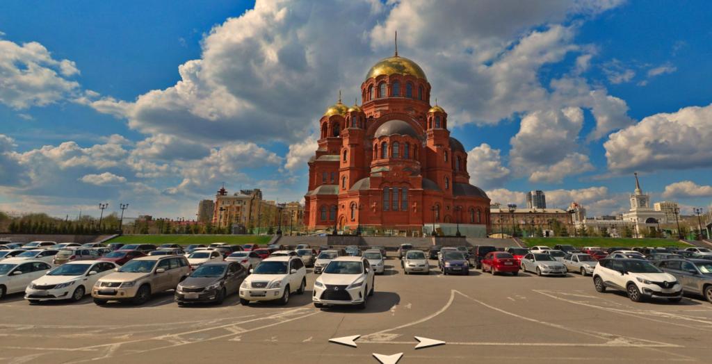 Яндекс обновил панорамы Волгограда, Волжского и Краснослободска