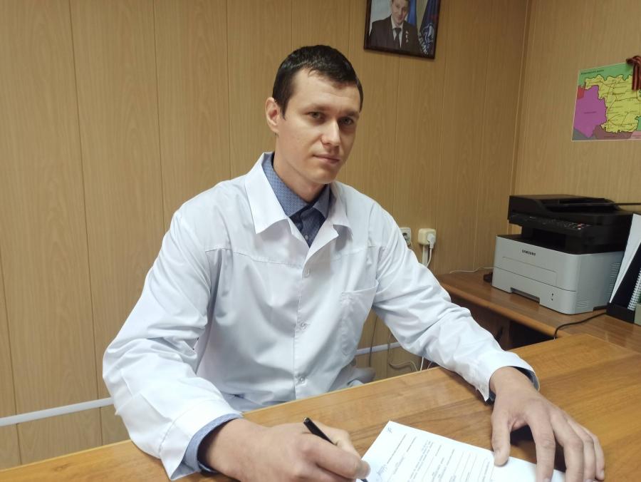 Главврачом Жирновской ЦРБ назначен анестезиолог-реаниматолог