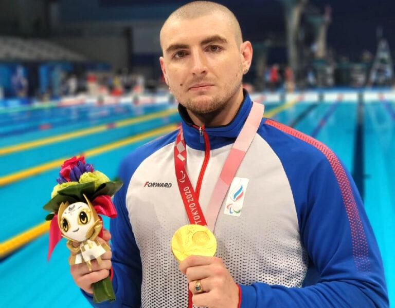 Волгоградец Андрей Гладков стал чемпионом Паралимпийских игр