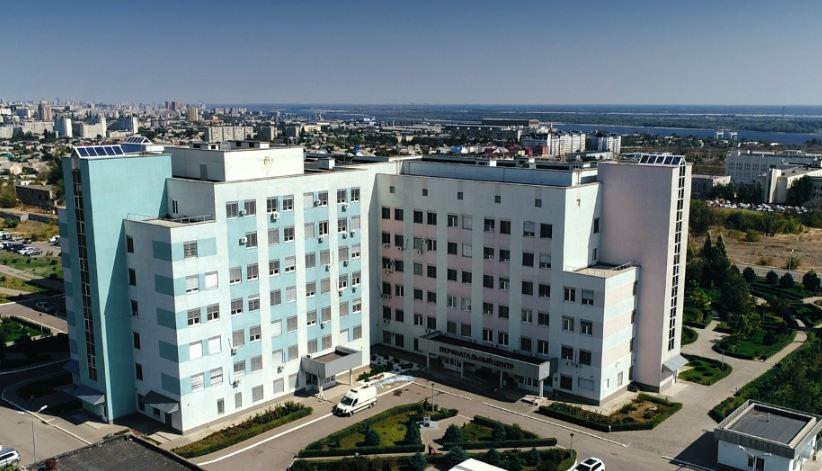 Волгоградский областной перинатальный центр №2 дважды был признан лучшим в России