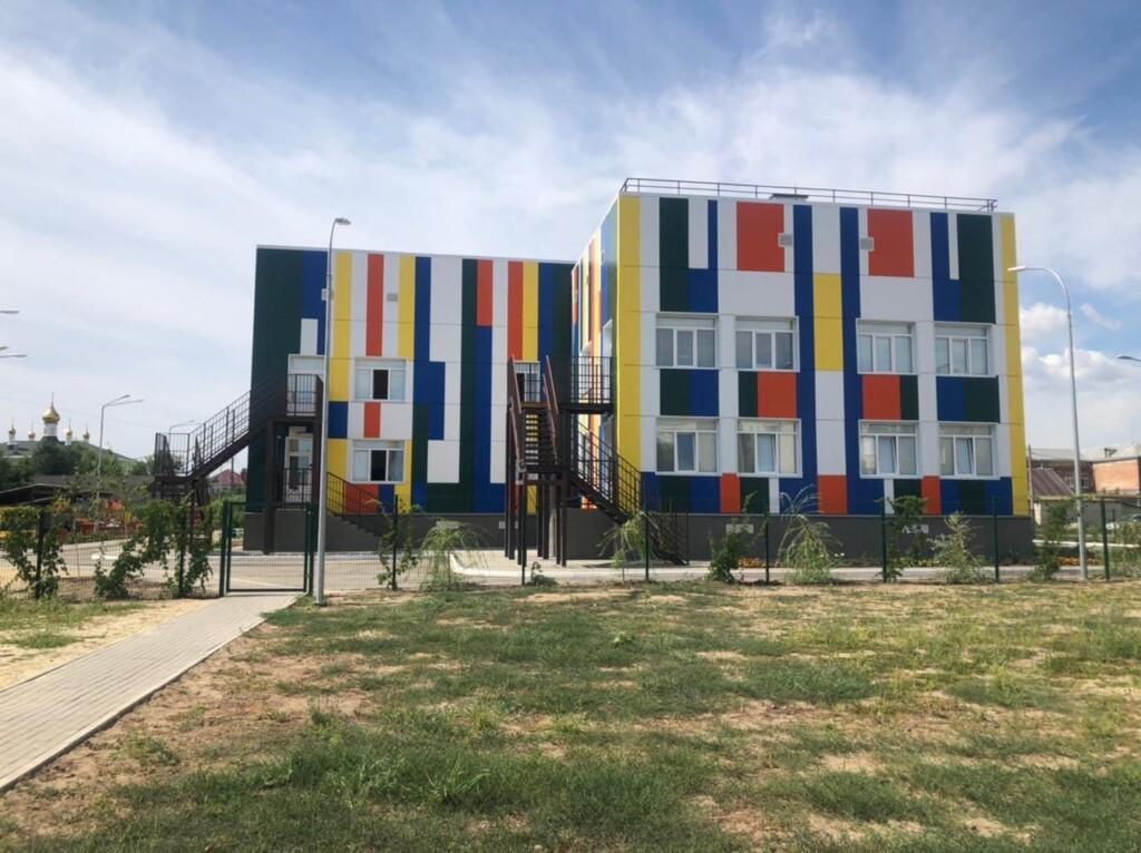 В Камышине тонет новый детский сад. УФАС возбудил дело о сговоре руководства ФСИН и районной Администрации