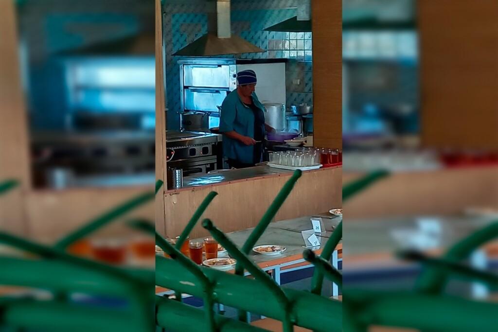 Комитет образования организовал проверку по некачественному питанию в Кумылженской школе