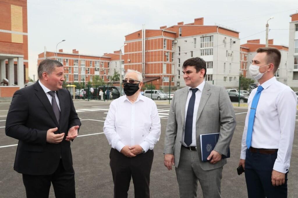 Администрация Волгоградской области не сдержала обещание, данное школьникам Кировского района
