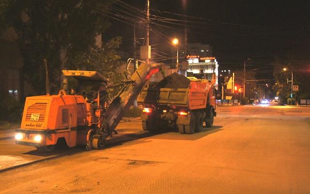 На улице Двинской в Волгограде начался второй этап реновации дороги