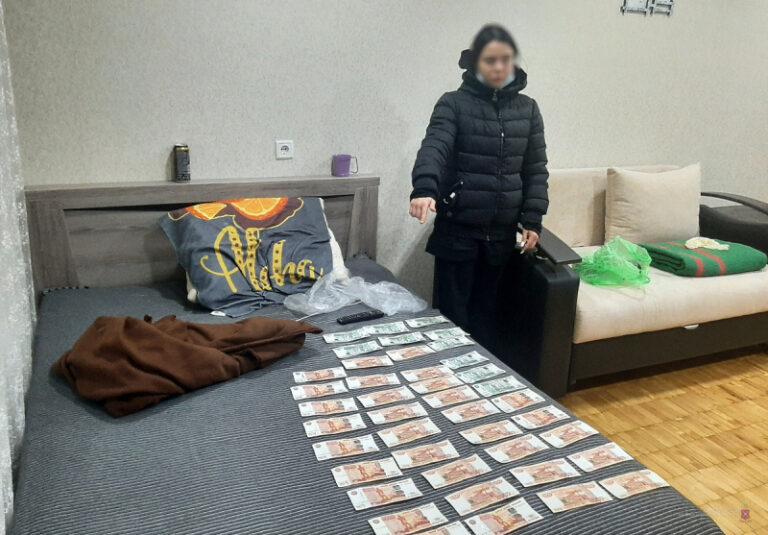 В Волгограде задержали сообщницу телефонных мошенников