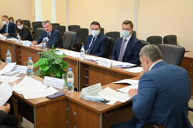 И.о. Главы Волгограда занялся вопросом сохранения зеленого фонда Волгограда