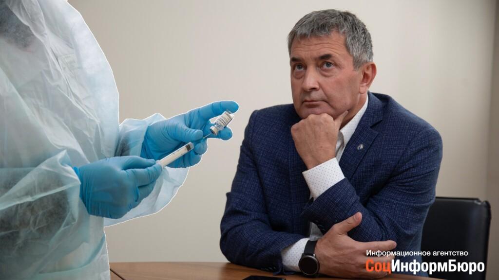 «Я не хочу стать обузой родным»: председатель волгоградского отделения Союза журналистов выступил с критикой антипрививочников