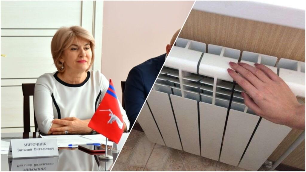 В квартире вице-губернатора Волгоградской области и в обладминистрации до сих пор нет отопления