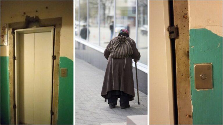 «Мы не хотим сдавать нормы ГТО»: жители улицы 8-ой Воздушной Армии пожаловались на неработающие после капремонта лифты