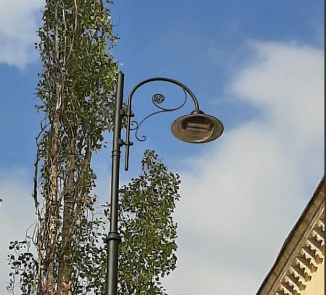 Улицу Дзержинского в Волгограде украсили «старинные» фонари