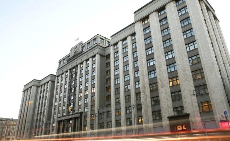 Первое  пленарное заседание Государственной Думы восьмого созыва состоится досрочно 12 октября