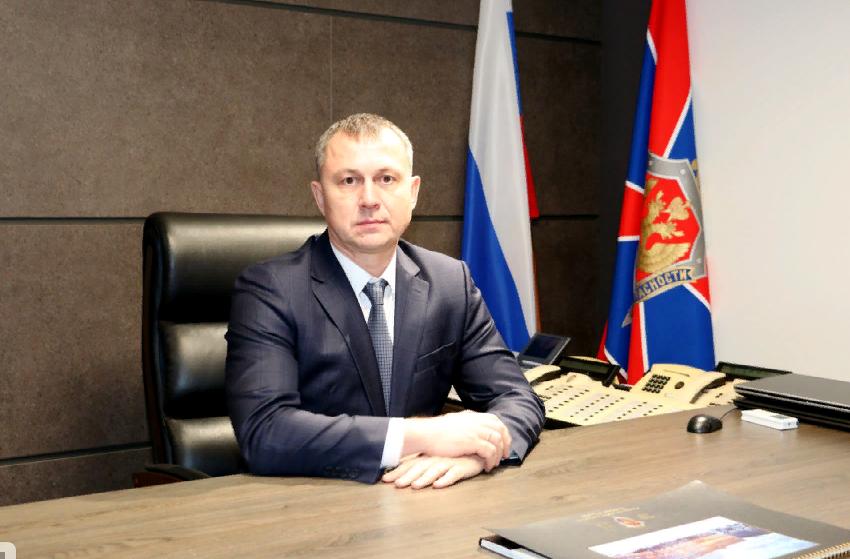 В Волгоградской области назначен новый начальник УФСБ