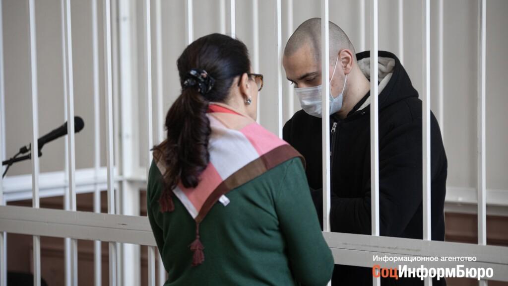 «Называть Виталия фашистом возмутительно»: адвокат фигуранта по делу об убийстве иностранного студента в Волгограде произнесла пламенную речь