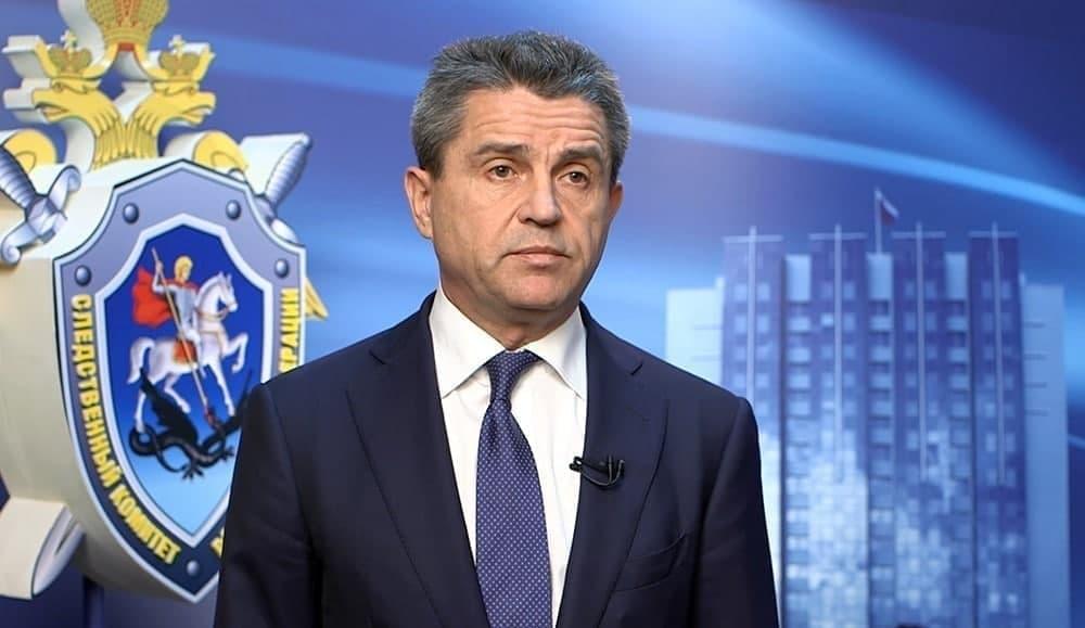 Умер бывший официальный представитель СК РФ Владимир Маркин